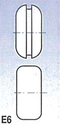 Rolny typ E6 (pro SBM 110-08)