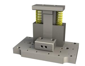 Děrovací nástroj pro stříhání tyčové oceli max. Ø12mm - kvalitní střih