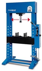 Ruční/nožní hydraulický lis WPP 30 BK