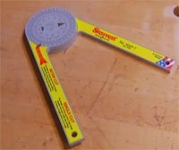 STARRETT 505P-7 pokosový úhloměr