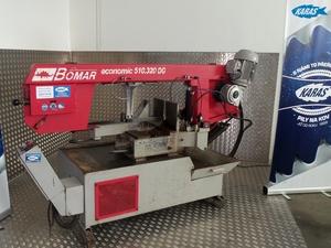 BOMAR pásová pila ECONOMIC 510.320 DG použitá, bazar