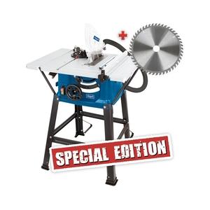 Scheppach HS 81 S Special edition - stolová pila 5901311904