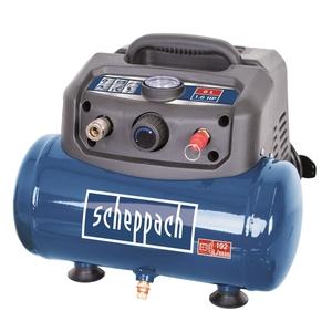 Scheppach HC 06 bezolejový kompresor