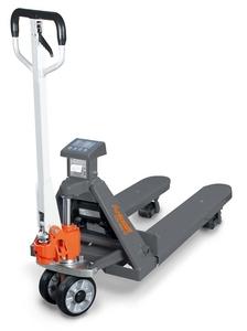 Paletový vozík s váhou a tiskárnou PHW 2000 WP