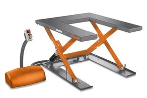 Hydraulický zvedací stůl SHT 1001 U