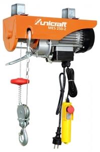 Elektrický lanový kladkostroj MES 250-2