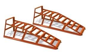 Montážní rampy KR 2000 - set 2 ks