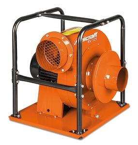 Radiální ventilátor RV 125