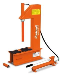 Stolní hydraulický lis WPP 10 HTE