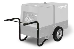 Podvozek pro elektrocentrálu PG-D 1100 TEA