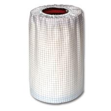 Válcovitý polykarbonový hrubý filtr