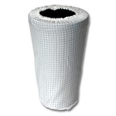 Kuželovitý polykarbonový hrubý filtr