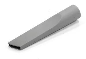 Plochá hubice Ø 36 mm, šedá