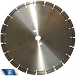 350x25,4 mm diamantový kotouč na čerstvý beton Krono 20G