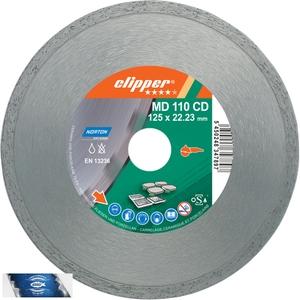 115x22,23 mm diamantový kotouč na kámen a obkladové materiály MD 110 CD