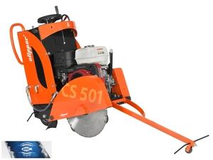 Řezač spár NORTON Clipper CS 501 P15 - benzín