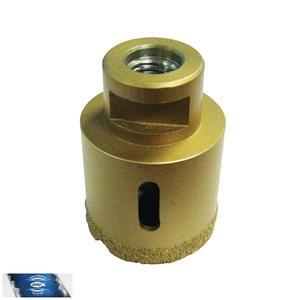45xM14 mm diamantová korunka na obklady a kámen Pro Ceram VB DRY