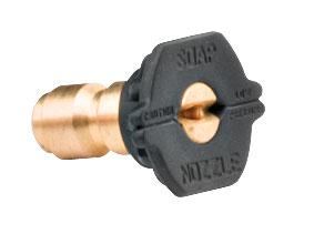 Černá nízkotlaká tryska pro HDR-K 90