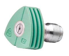 Zelená tryska pro vějířový paprsek, 25° pro HDR-K 90