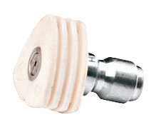 Bílá tryska pro vějířový paprsek, 40° pro HDR-K 66-20/72-22