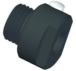 STARRETT A6-2 - Kwik Change - adaptér na upínací pouzdro A6 pro korunky 14-30mm