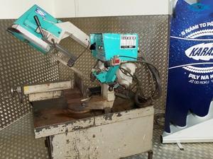 PEGAS pásová pila na kov PEGAS BS 280/60 ESH QUATRO - starší, použitá