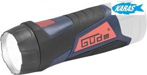 Güde 58609 L 12-0 akumulátorová svítilna