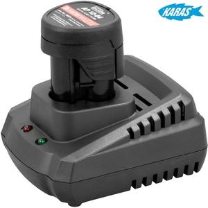 Güde 58630 LGAP 12-2020 nabíječka + akumulátor 2,0 Ah