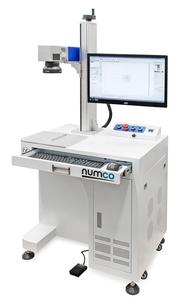 Vláknový (fiber) laser NU 200 FC - COLOR