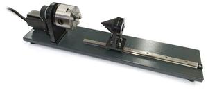 Rotační osa pro laser se sklíčidlem