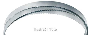 """Pilový pás M 42 Bi-metal – 3 100 × 27 × 0,9 mm (2/3"""")"""