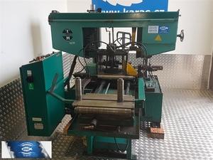 TM Jesenice PP 301A SLOUPOVÁ automatická pásová pila na kov, starší, použitá