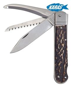 Mikov lovecký nůž zavírací 232-XH-3 KP