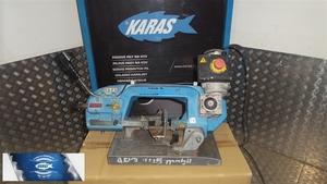 PILOUS pásová pila na kov ARG 105 MOBIL použitá, bazar