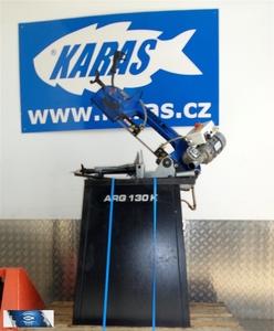 PILOUS pásová pila na kov ARG 130 K - starší, použitá