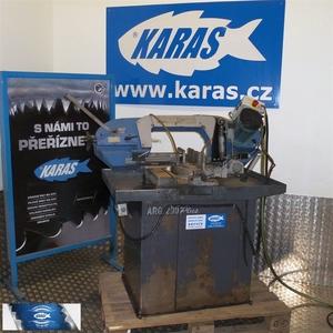 PILOUS pásová pila na kov ARG 200 PLUS - starší, použitá