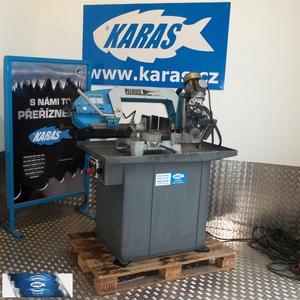 PILOUS pásová pila na kov ARG 220 PLUS - použitá, bazar
