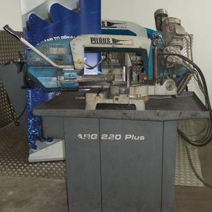PILOUS pásová pila na kov ARG 220 PLUS - starší, použitá