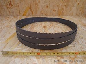 Pilový pás na dřevo Holzmann 1575x10x0,65 4z