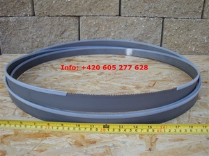 4120x34x1,1 M42 1,4/2 pilový pás