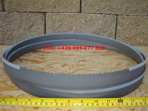 4300x34x1,1 M42 2/3 pilový pás
