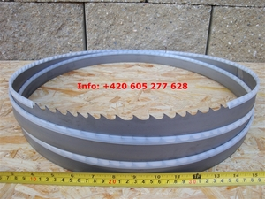 4350x34x1,1 M42 1,4/2 pilový pás