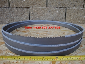 4750x34x1,1 M42 3/4 pilový pás