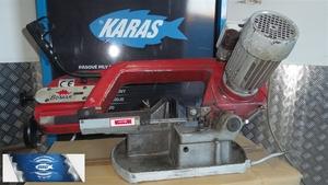 BOMAR pásová pila na kov STG 100 - použitá, bazar
