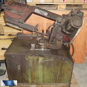 BOMAR pásová pila STG 230.190 G - starší, použitá