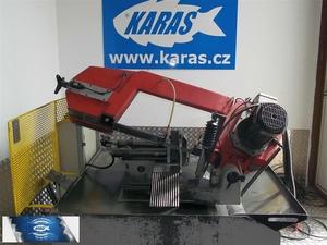 BOMAR automatická pásová pila STG 230 GA 500 - starší, použitá