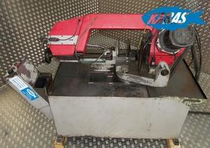 BOMAR STG 240 GH - poloautomatická pásová pila na kov použitá, bazar