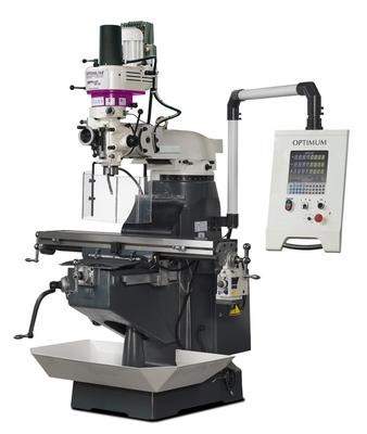 Univerzální frézka OPTImill MF 2 V