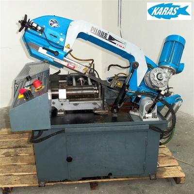 PILOUS automatická pásová pila na kov ARG 220 DF-NC - použitá, bazar